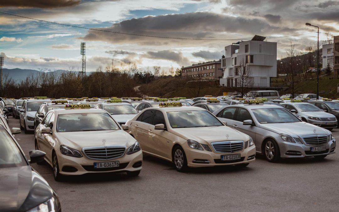 Press saopštenje: Sarajevo Taxi mjere u doba pandemije