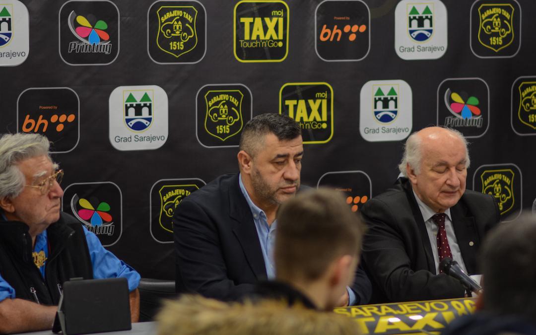 Sarajevo Taxi, kartično plaćanje i Sarajevska Zima