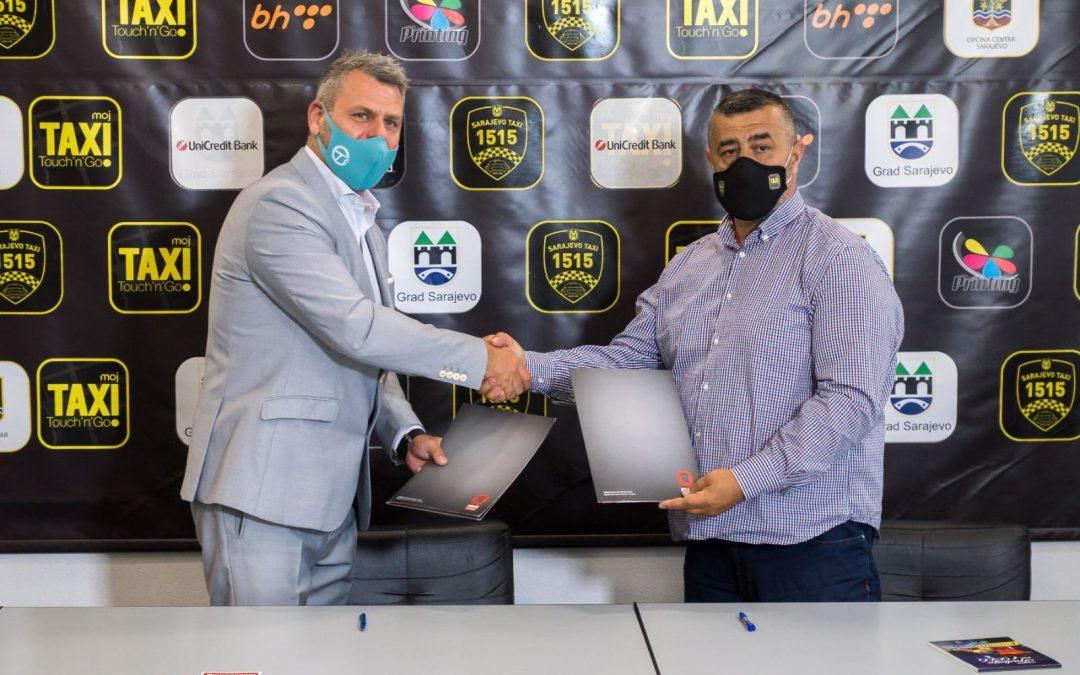 Sarajevo Taxi i Q Max iz Petrola, dobitna kombinacija!